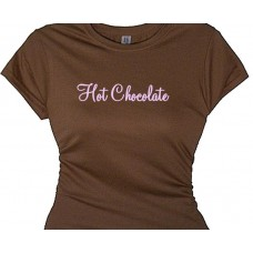Hot Chocolate - Flirty Girl Tees - Flirty Shirts